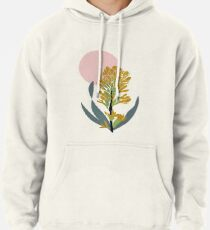 Astra Dawn Floral Pullover Hoodie