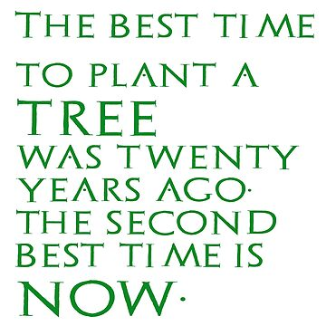 Plant a Tree! by procrest