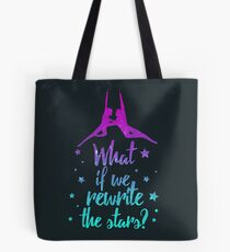 Greatest Showman Rewrite The Stars Tote Bag