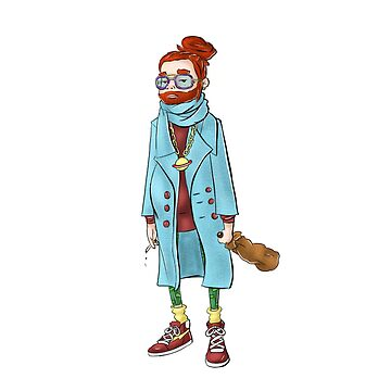 Rugrats: All Glowed Up - Chuckie Finster by Vetch
