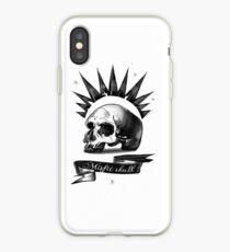 Mistic Skull  iPhone Case