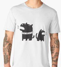Two Dogs Men's Premium T-Shirt