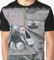Person drawn Art Graphic T-Shirt