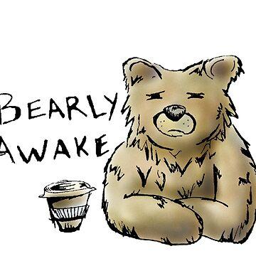 Bearly despierta a todo color de maryhop