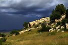 Approaching  Storm by Vicki Pelham
