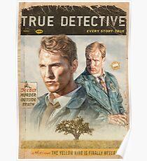 True Detective Season 1 Poster