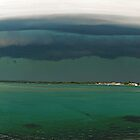 Storm Front - Wallis Lake by craigmason