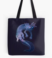 Galaxylotl Tote Bag