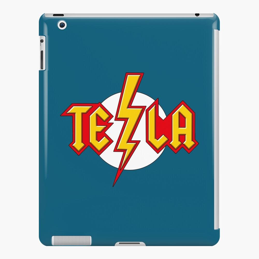 Tesla-Schwanz iPad-Hülle & Skin