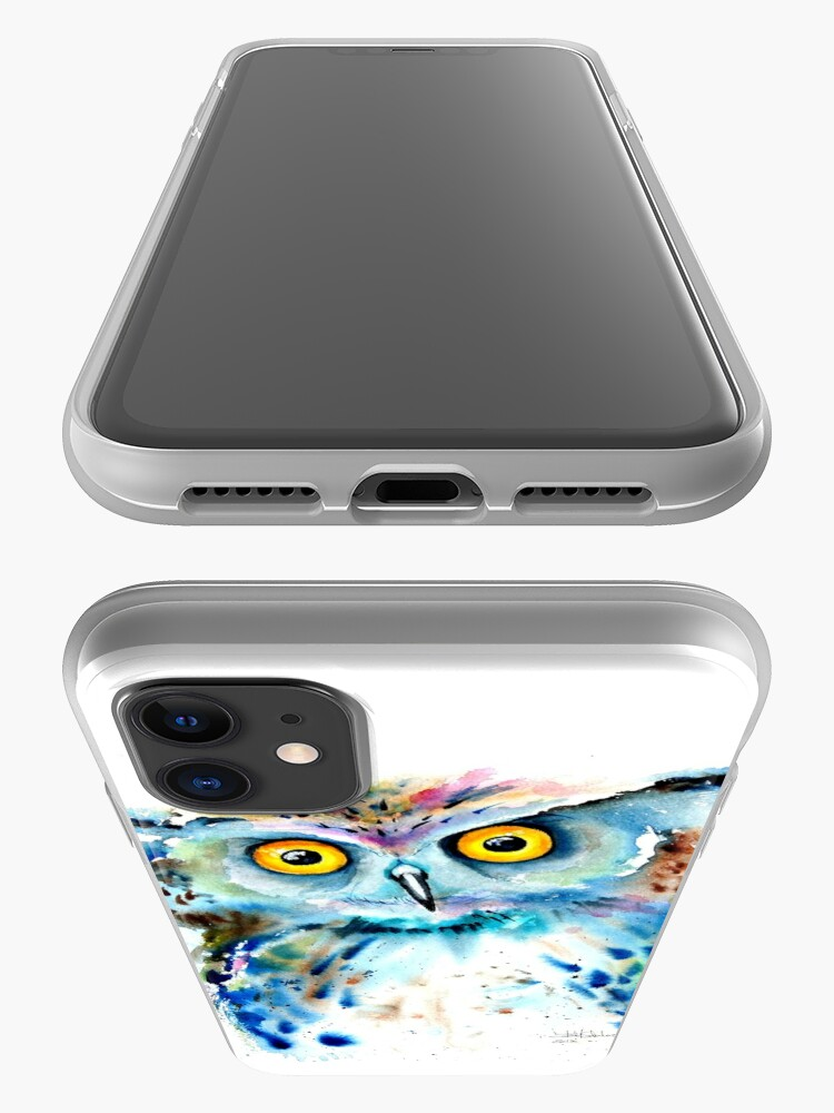 """Alternate view of """"Owl"""" iPhone Case & Cover"""