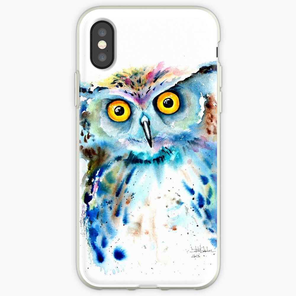 """Owl"" iPhone-Hülle & Cover"
