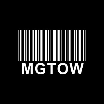 Barcode (MGTOW) by SheikVisions