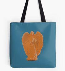 Angel on the Heart Tote Bag