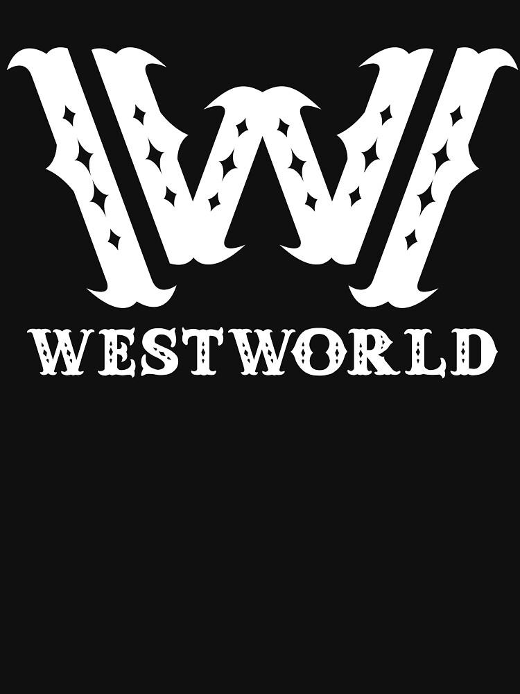 Westworld - Big W by anfa
