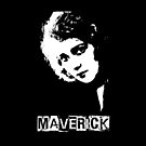 Maverick - Ode to Mary Pickford by Incognita Enterprises