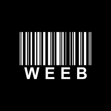 Barcode (Weeb) by SheikVisions