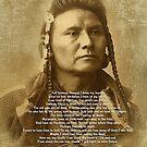 Chef Joseph der Nez Perce von Irisangel