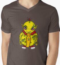 We Monster-2 Mens V-Neck T-Shirt