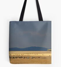 masai mara Tote Bag