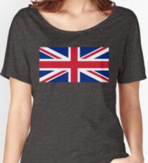 The Union Jack Women's Relaxed Fit T-Shirt