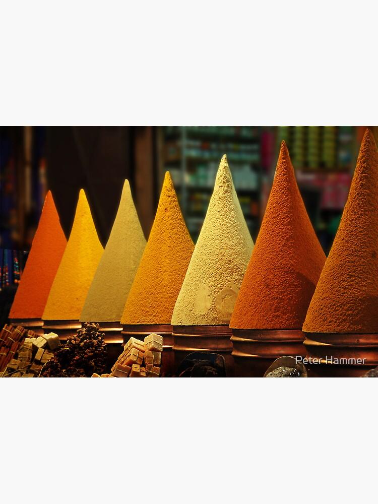 Moroccan Spice Rack by PeterH