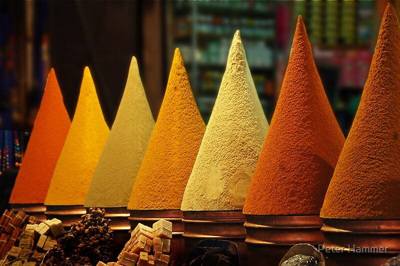 """moroccan spice rack""""peter hammer 
