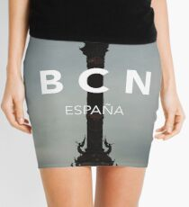 BCN España Mini Skirt