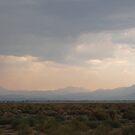 Storm Over the High Desert by Jared Manninen