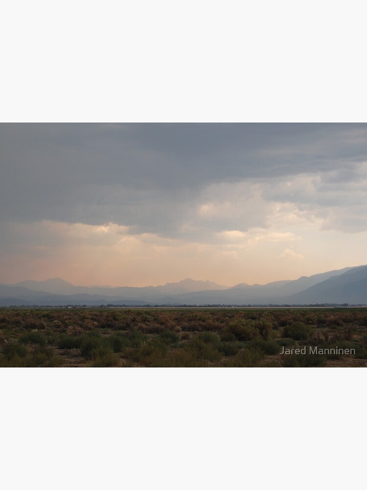 Storm Over the High Desert by JaredManninen