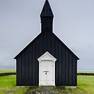 Búðir Church by Peter Clarke