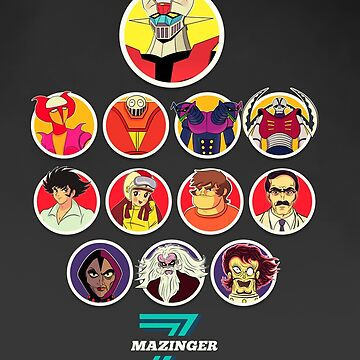 Mazinger Z - TV Shows by GiGi-Gabutto