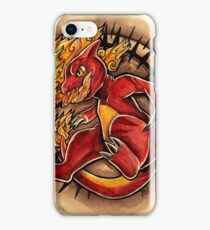 Charmeleon  iPhone Case/Skin