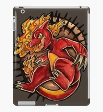 Charmeleon  iPad Case/Skin
