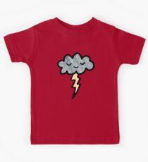 Thunder cloud Kids Tee