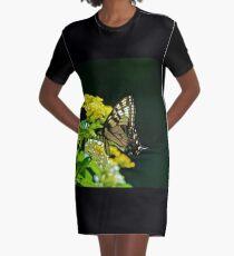 Arrival Graphic T-Shirt Dress