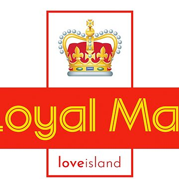 Loyal Mail - Georgia - Love Island by TeeShells