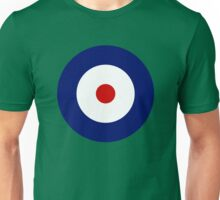 Royal Air Force - Historical Roundel Type A 1929 - 1938 Unisex T-Shirt