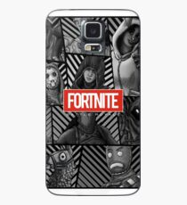 Fortnite Battle Royale - Comics style Case/Skin for Samsung Galaxy