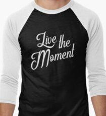 Live the moment - Live the moment Men's Baseball ¾ T-Shirt