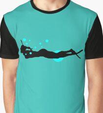 Diver Graphic T-Shirt