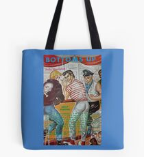 Pulp Fiction / Bottoms Up Tote Bag