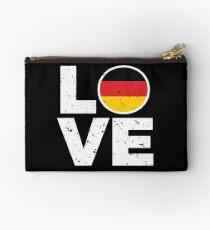 I Love Germany Shirt Studio Pouch