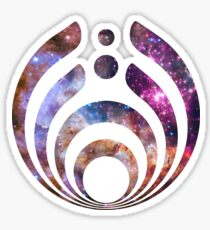 Bassnectar Galaxy Sticker