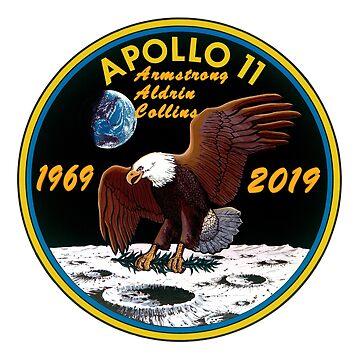 Apollo 11 at 50! by Spacestuffplus