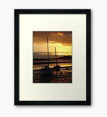 Alresford Creek, Essex Framed Print