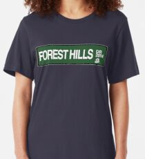 F Money Spread Love Forest Hills Drive P2 Slim Fit T-Shirt