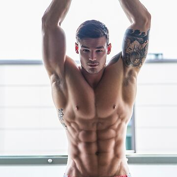 Myles Leask by ankylo