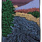 Upper Truckee River by Jared Manninen