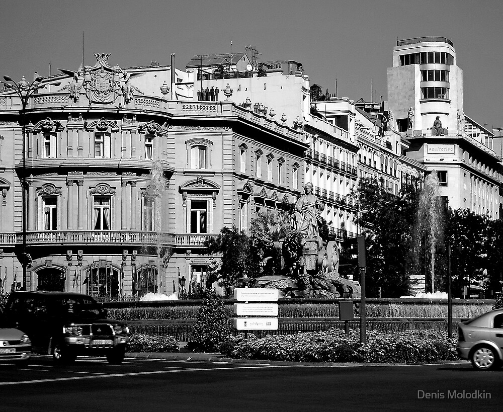 "City Life - ""City Symbol"" by Denis Molodkin"