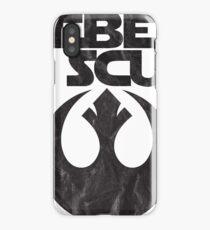 Proud Rebel Scum iPhone Case